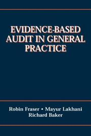 Cover of: Evidence-based audit in general practice |