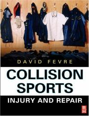 Cover of: Collision sports