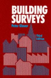 Cover of: Building surveys