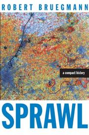 Cover of: Sprawl | Robert Bruegmann