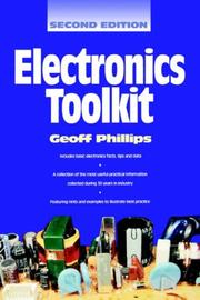 Cover of: Electronics toolkit