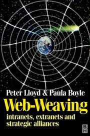 Cover of: Web-weaving