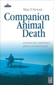 Cover of: Companion animal death