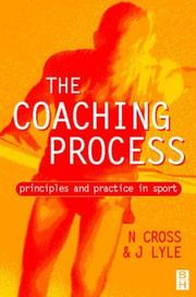 Cover of: Coaching Process |