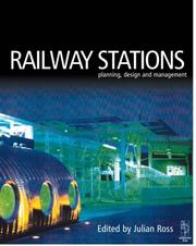 Cover of: Railway Stations | Julian Ross