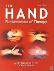 Cover of: The hand by