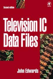 Cover of: Television IC data files