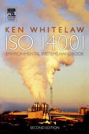 Cover of: ISO 14001 environmental systems handbook