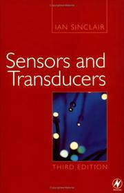 Cover of: Sensors and Transducers