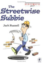 Cover of: The Streetwise Subbie | John Russell