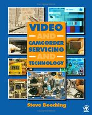 Cover of: Video and camcorder servicing and technology