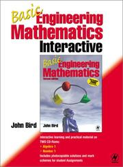 Cover of: Basic Engineering Mathematics Interactive