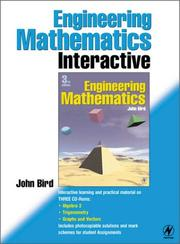 Cover of: Engineering Mathematics Interactive