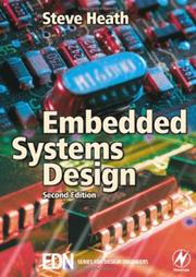Cover of: Embedded systems design