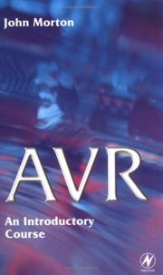 Cover of: AVR | John Morton
