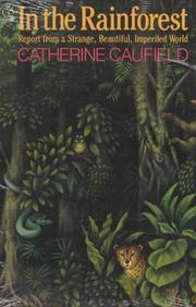 Cover of: In the rainforest