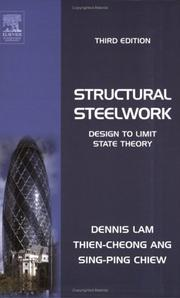Cover of: Structural steelwork | Dennis Lam