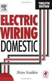 Cover of: Electric Wiring