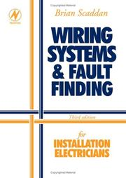 Cover of: Wiring Systems and Fault Finding