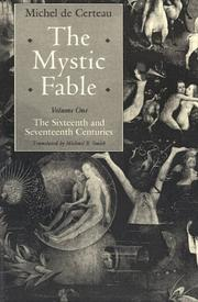 Cover of: The mystic fable