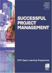 Cover of: Successful Project Management CMIOLP (CMI Open Learning Programme) | Kate Williams