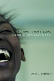 Cover of: Hustling Is Not Stealing