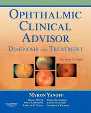 Cover of: Ophthalmic Clinical Advisor