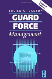 Cover of: Guard force management