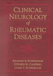 Cover of: Clinical neurology of rheumatic diseases