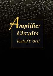 Cover of: Amplifier circuits