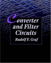 Cover of: Converter and filter circuits