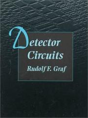 Cover of: Detector circuits