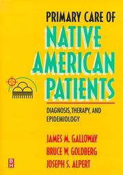Cover of: Primary care of Native American patients |