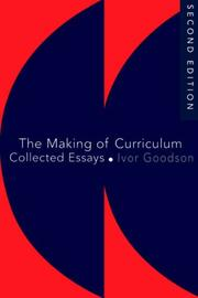 Cover of: The making of curriculum