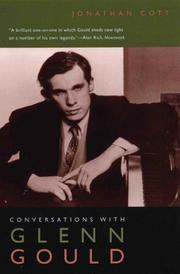 Cover of: Conversations with Glenn Gould