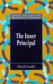 Cover of: The inner principal