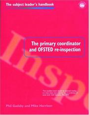 Cover of: The primary coordinator and OFSTED re-inspection