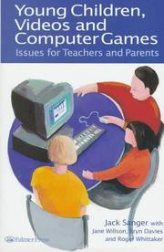 Cover of: Young children, videos, and computer games