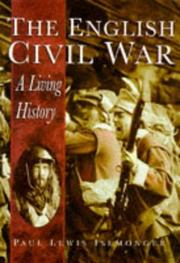 Cover of: The English Civil War