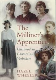 Cover of: The milliner's apprentice