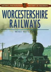 Cover of: Worcestershire railways
