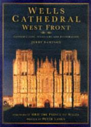 Wells Cathedral west front by Jerry Sampson