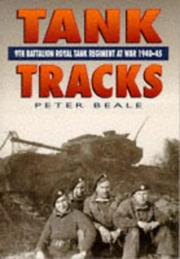 Cover of: Tank tracks