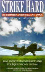 Cover of: Strike Hard: A Bomber Airfield at War