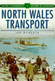 Cover of: North Wales transport