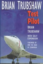 Cover of: Brian Trubshaw