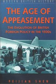 Cover of: The Age of Appeasement
