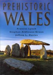Cover of: Prehistoric Wales