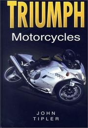 Cover of: Triumph Motorcycles (Sutton's Photographic History of Transport)