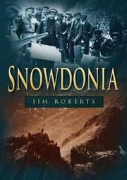 Cover of: Snowdonia